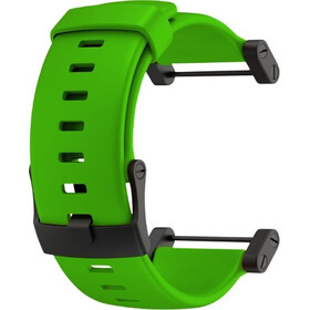 Suunto Core Crush Flat Rubber Strap green
